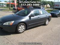 Options:  2003 Honda Accord Very Clean Inside And Out