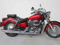 2003 HONDA ACE 750 CLEAN WITH 22,861 MILES EXTRAS-