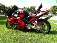 2003 Honda CBR 954. In excellent condition. Too many