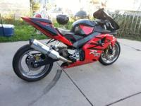 Honda cbr 954 rr has 10, 000 miles on it, bike has