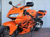 '03 Honda Cbr600rr, with 14,889 miles. Clean Title Runs