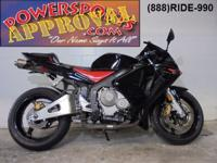 2003 Honda CBR600RR for sale only $3,500. With only