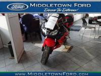 2003 HONDA CBR900 MOTORCYCLE Our Location is: