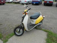 2003 Honda CHF507 METROPOLITAN (see pictures) For Parts