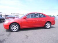 2003 Honda Civic 2dr Coupe EX EX Our Location is: