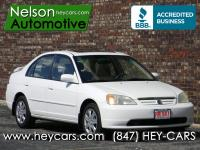 This Clean Carfax One Owner Civic EX is offered by the