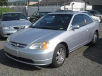 2003 Honda Civic Will be auctioned at The Bellingham