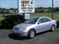 2003 Honda Civic Coupe EX Our Location is: 1st Class