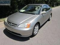 CARFAX 1-Owner. EX trim. FUEL EFFICIENT 38 MPG Hwy/30