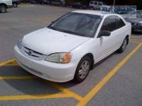2003 Honda Civic Coupe LX Coupe