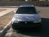 hi im selling a 2003 Honda civic coupe 1.7 engine ,
