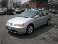 Options Included: N/A2003 HONDA-CIVIC,EX,AUTOMATIC,4