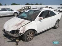 Options Included: N/AHonda Civic Cpe 2 Dr EX L4 1.7L