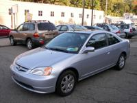 Options Included: N/A03 HONDA CIVIC EX 2DR,5