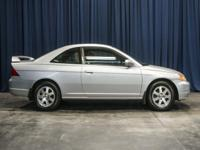 Clean Carfax Two Owner Budget Sedan with Spoiler!