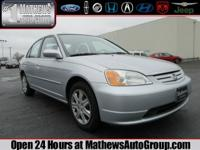 """A MATHEWS HONDA PRE OWNED SPECIAL!! LOOKS AND"