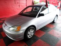 Options:  2003 Honda Civic Come See Our Wide Selection