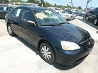 2003 Honda Civic LX for sale in fantastic condition.