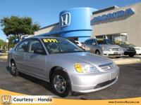 2003 HONDA Civic Sedan 4dr Sdn LX Manual Our Location