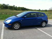 I have a 2003 Honda Civic SI EP3 for sale. This car has