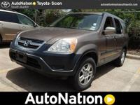 2003 Honda CR-V Our Location is: AutoNation Toyota