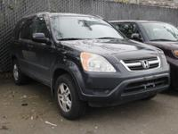 New Price! AWD. 2003 Honda CR-V EX Odometer is 40059