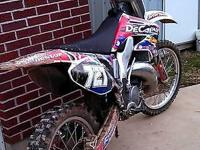 2003 Honda CR125 for sale. New tires, sprockets &