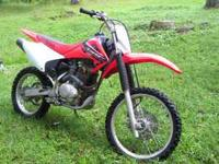 I have a 2003 Honda CRFdirt bike for sale. asking $1200