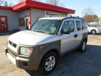 2003 HONDA ELEMENT EX AUTOMATIC WITH ONLY 133K. EXTRA
