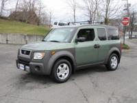 This 2003 Honda offered at Certicare Huntington. The