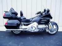 Motorcycles Touring 8356 PSN . 2003 Honda Gold Wing ABS