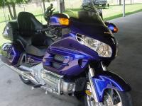 2003 Honda Goldwing 1800A3  - Beautiful almost flawless