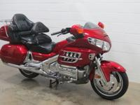 2003 Honda gl1800 Goldwing motorcycle that will make