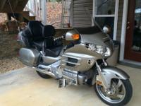 2003 Honda Gold Wing GL 1800 This bike is in pristine