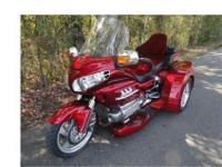 This 2003 Honda Goldwing has Motortrikes most recent