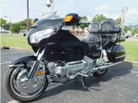 003 HONDA Goldwing (GL1800), This Goldwing is in