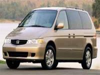 Body Style: Van Engine: V6 Exterior Color: Interior