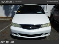 2003 Honda Odyssey Our Location is: Lexus Of Clearwater