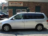 Options Included: N/A2003 HONDA ODYSSEY EX MINI VAN,