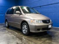 2 Owner Budget Value Minivan!  Options:  Rear
