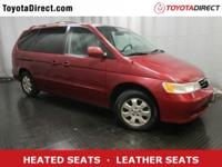 *DESIRABLE FEATURES:* HEATED SEATS, LEATHER SEATS, a