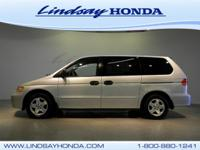 Options Included: N/AThis is a 2003 Honda Odyssey LX