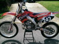 Clean, Fast, and Custom Loaded !! Moto V Racing -front