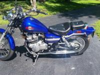 2003 Honda Rebel in excellent condition. Makes a good