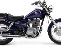 And with a price tag of only $2999 the Honda Rebel is