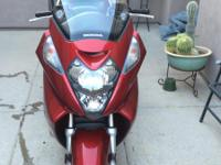 Great ride, excellent condition, garage kept, new