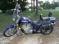 2003 Honda Shadow VLX 600cc it has 10,588 original