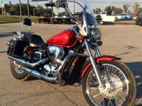 2003 Honda Shadow Spirit 750 Nice Honda Shadow Spirit