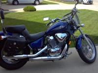 2003 Honda Shadow, Excellent condition, well preserved,
