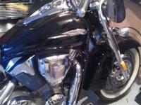 Honda VTX 1300 priced at $6000.00 OBO! Call today: